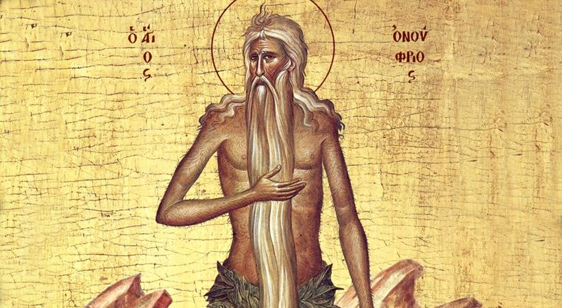 Poderosa Novena da Oração de Santo Onofre do Padre Reginaldo Manzotti pela libertação do alcoolismo