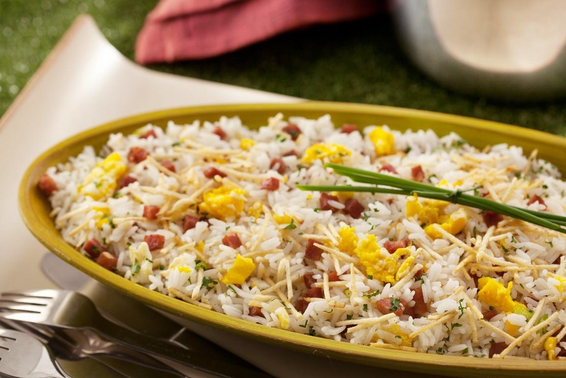 A mais deliciosa receita de arroz biro-biro, reaproveitando as sobras