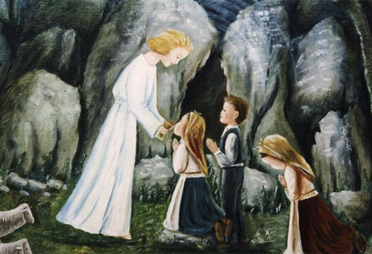 Orações Abençoadas e poderosas ensinadas pelo Anjo da Paz para pedir uma Graça à Nossa Senhora de Fátima