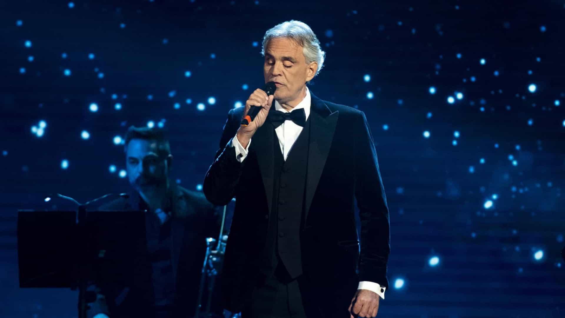 Andrea Bocelli, tenor e compositor italiano, faz aniversário hoje, 22 de setembro
