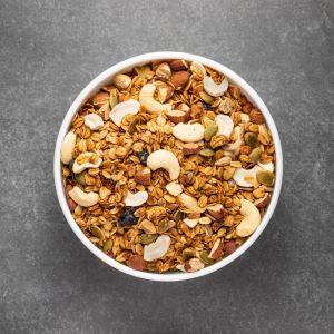Como fazer Granola caseira. Aprenda a preparar a Granola mais saudável em casa sem gastar muito