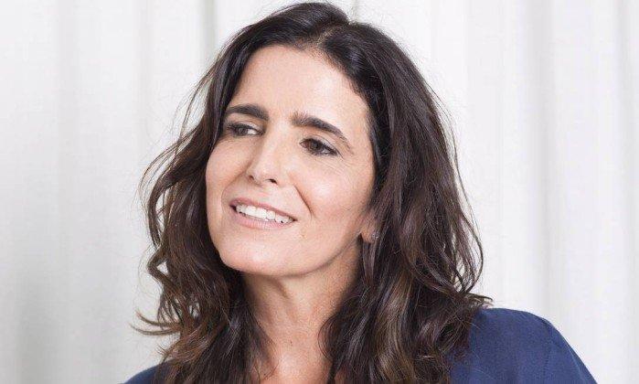Malu Mader, atriz brasileira, faz aniversário hoje, 11 de setembro