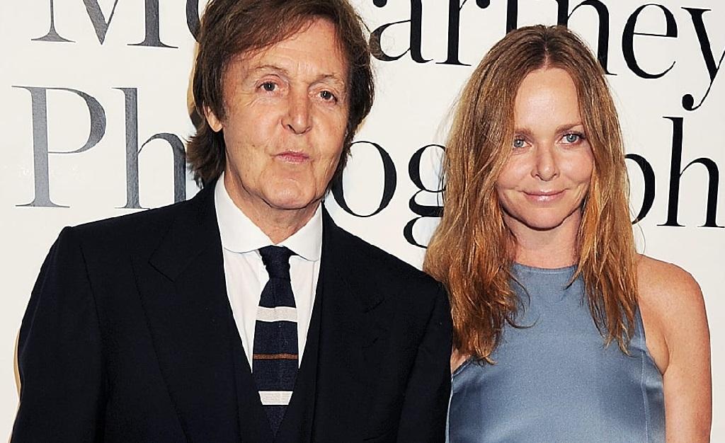 Stella McCartney, designer de moda britânica, filha de Paul McCartney, faz aniversário hoje, 13 de setembro